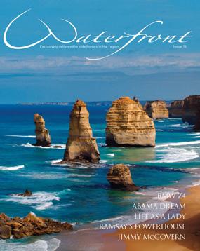 Waterfront Magazine Issue 16