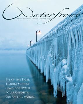 Waterfront Magazine Issue 32