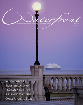 Waterfront Magazines Issue 35