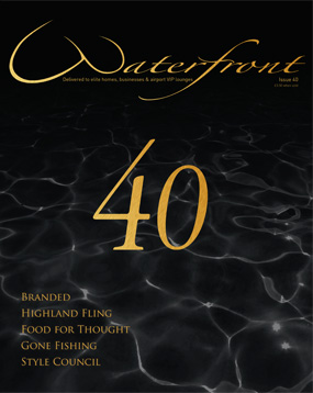 Waterfront Magazines Issue 40